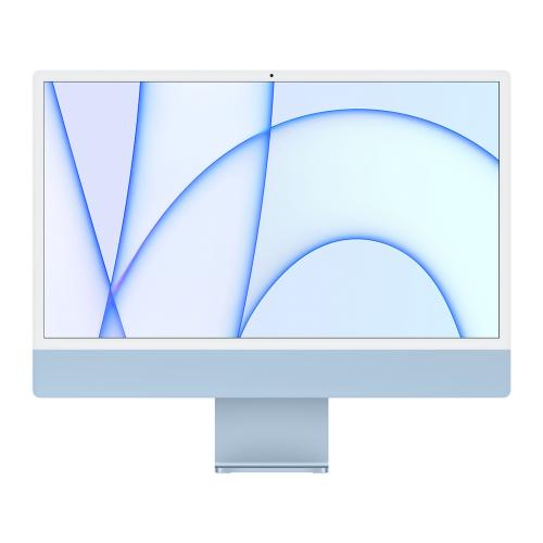 "Apple iMac 24"" Retina (2021) M1 8C 8GB 256GB Blå"
