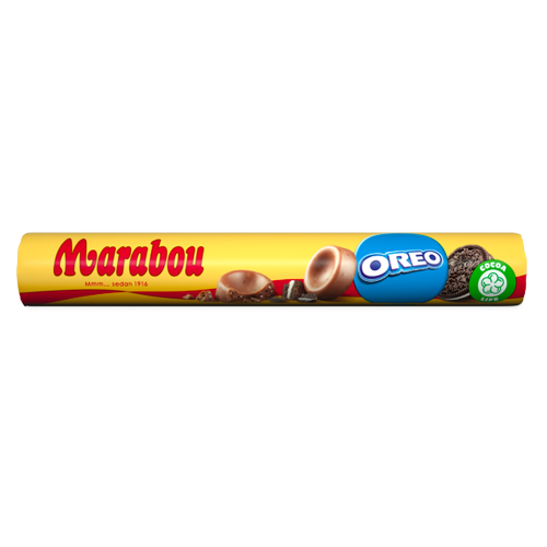 Marabou Marabou Oreo Rulle