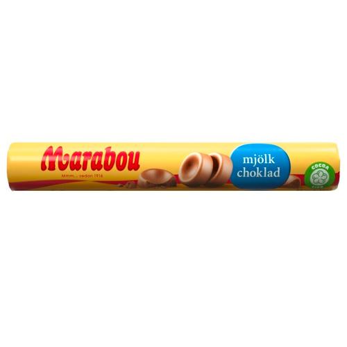 Marabou Mjölkchokladrulle